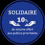 Pictogramme des dons solidaires de gels et solutions hydroalcooliques SOCOSAFE