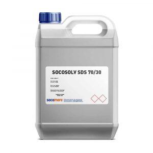 nettoyant de surface SOCOSOLV 70 30 pour l'hygiène des surfaces