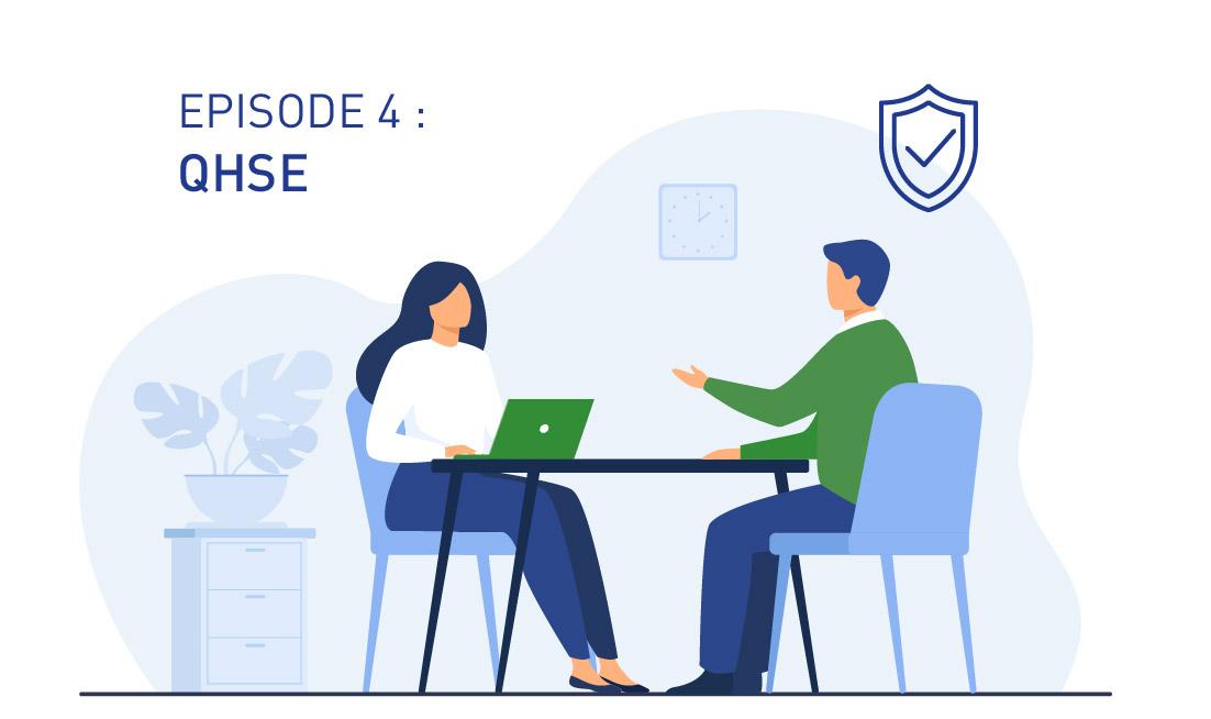 Désinfection : entretien avec les experts SOCOSAFE - Episode 4 : Le QHSE