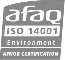 Logo Afaq ISO 14001
